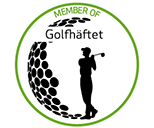 Rossöns Golfklubb är medlem i Golfhäftet 2018.